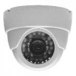 Camara Domo Secucore AHD 720p 1 MP con Audio 24 LEDs IR OSD